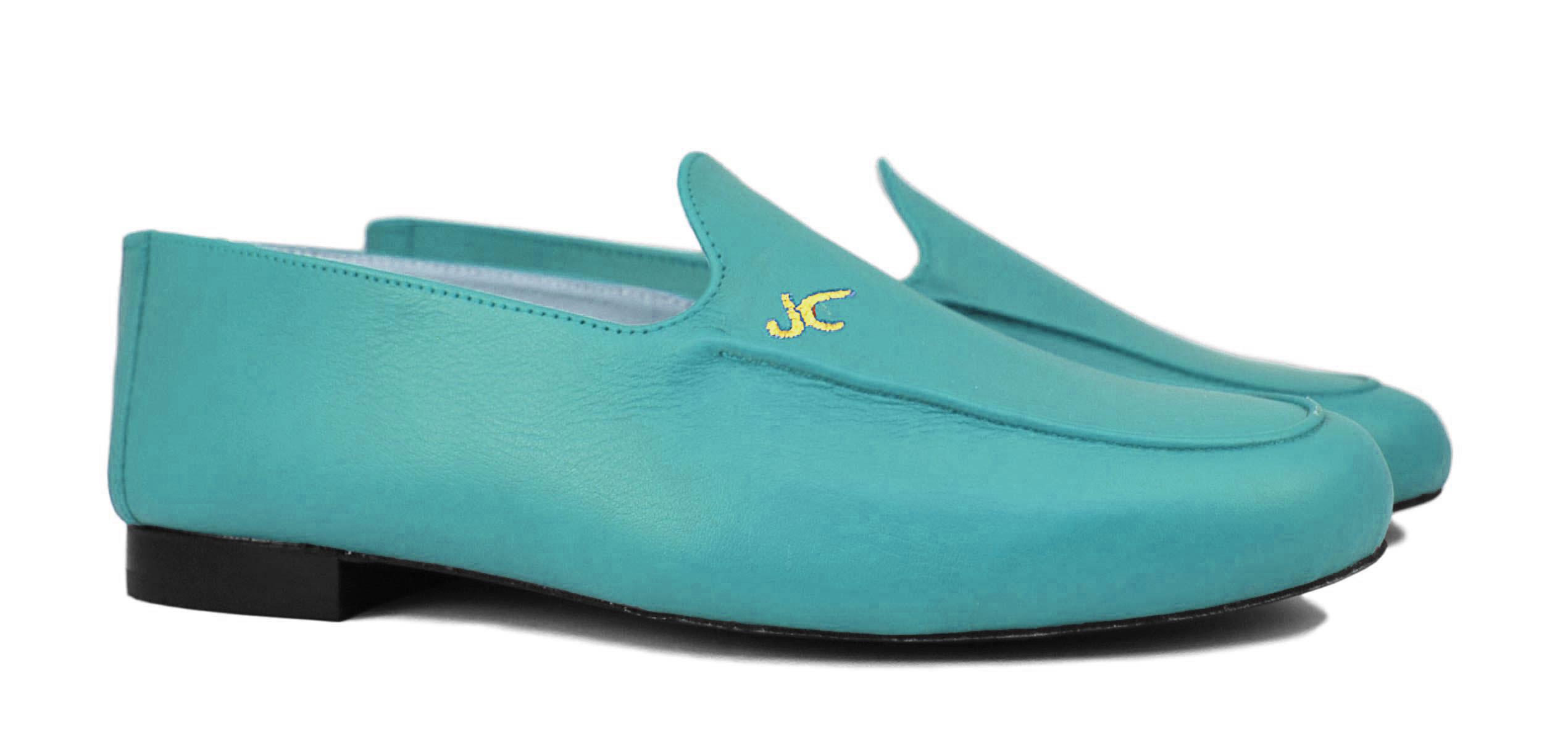 Foto 5 de Zapatos Julio Iglesias 528 JC Aqua Napa