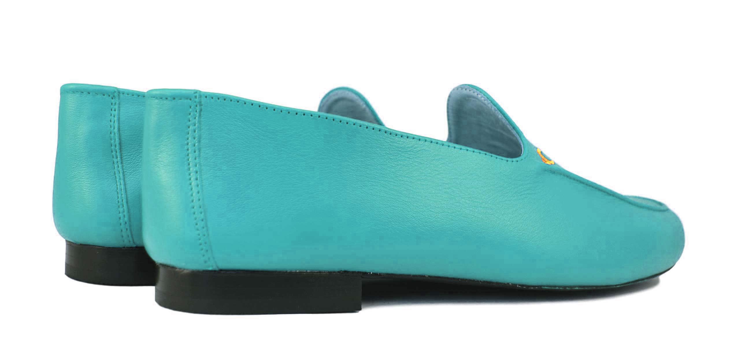 Foto 4 de Zapatos Julio Iglesias 528 JC Aqua Napa