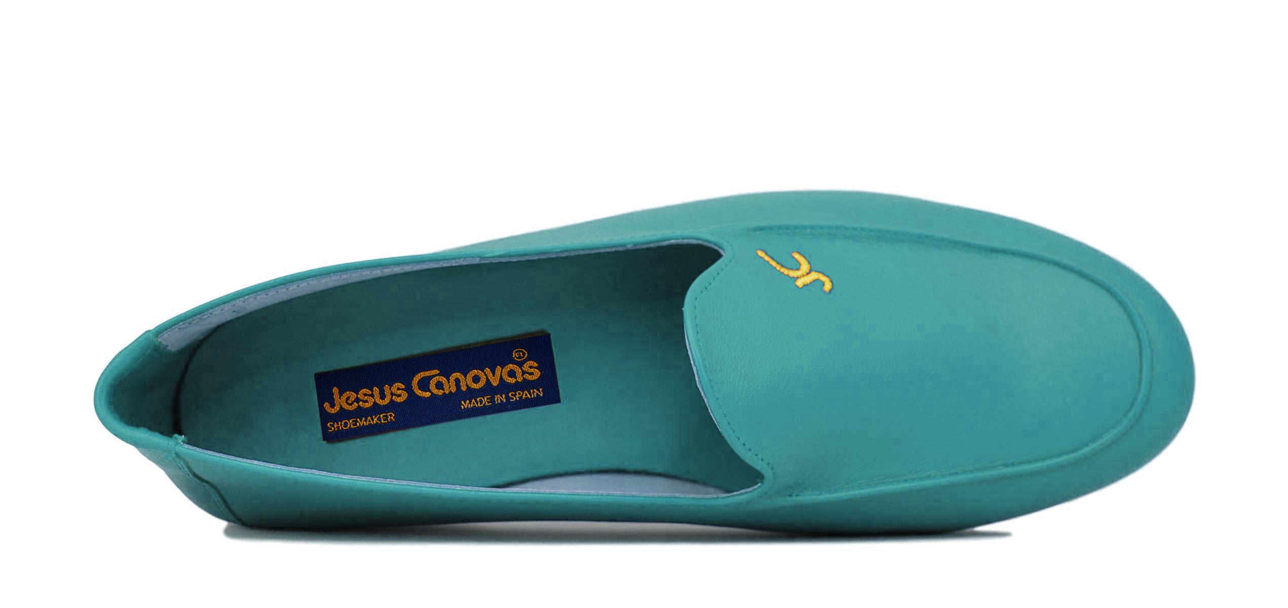 Foto 2 de Zapatos Julio Iglesias 528 JC Aqua Napa