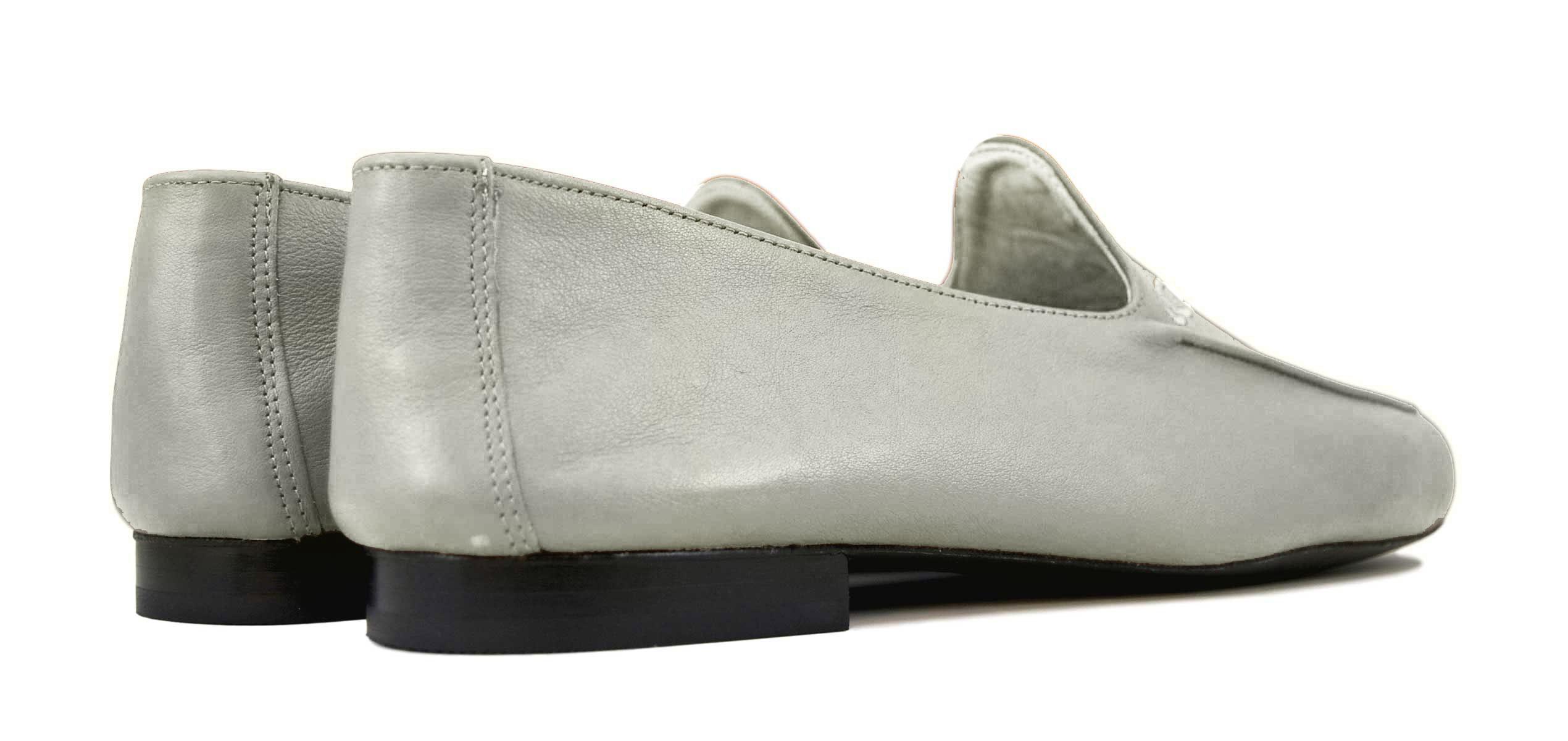 Foto 4 de Zapatos Julio Iglesias 528 JC Perla Napa Mocasin