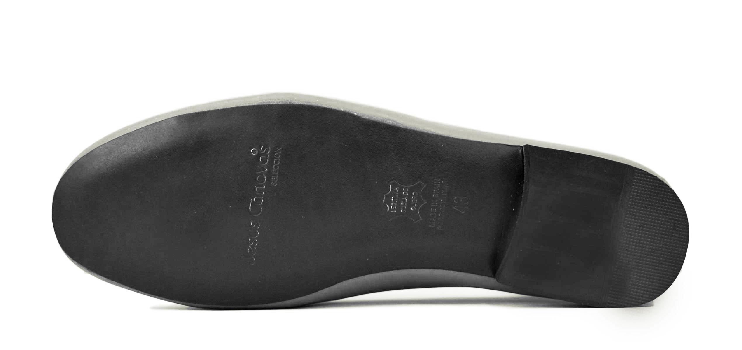 Foto 3 de Zapatos Julio Iglesias 528 JC Perla Napa Mocasin