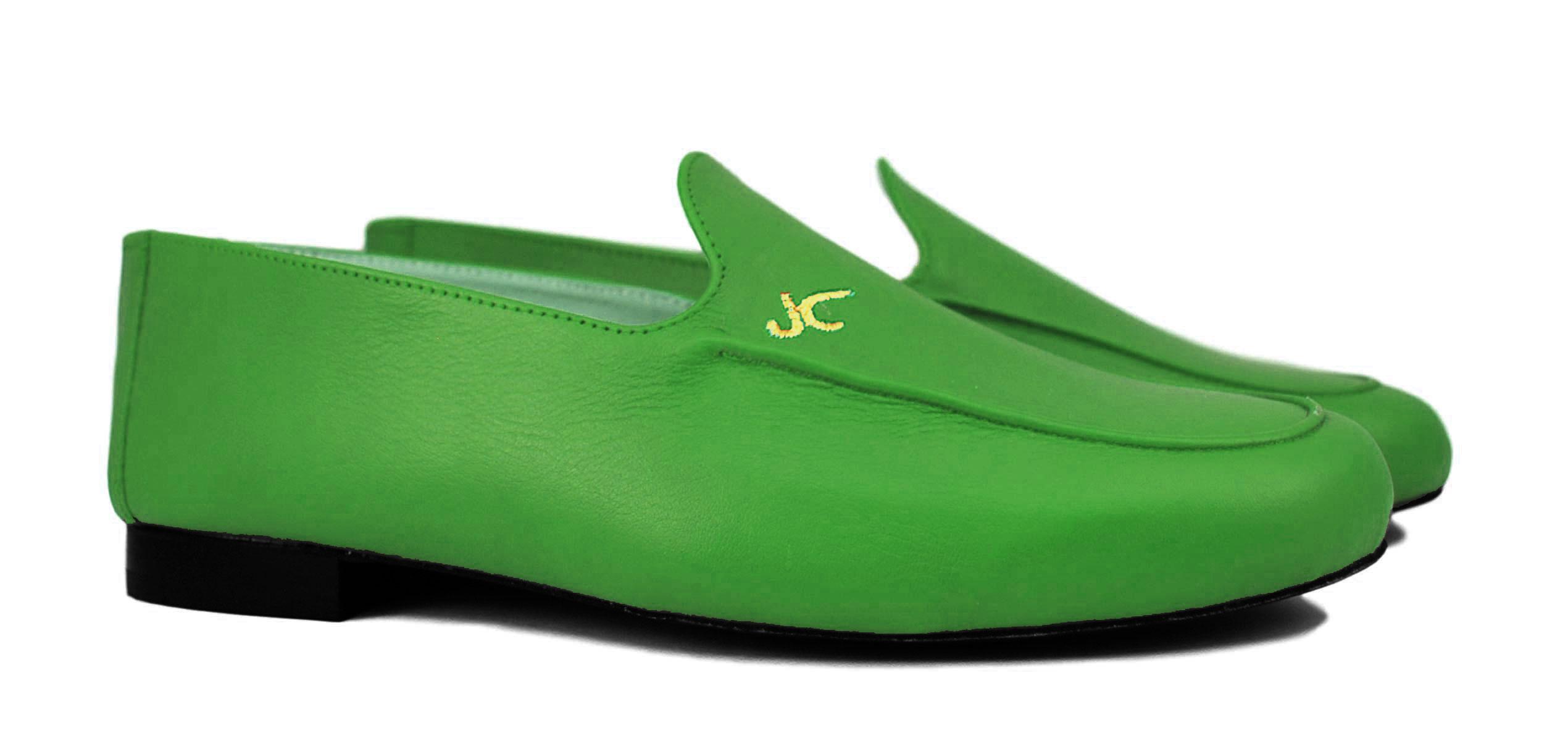 Foto 5 de Zapatos Julio Iglesias 528 JC Hierba Piel Napa
