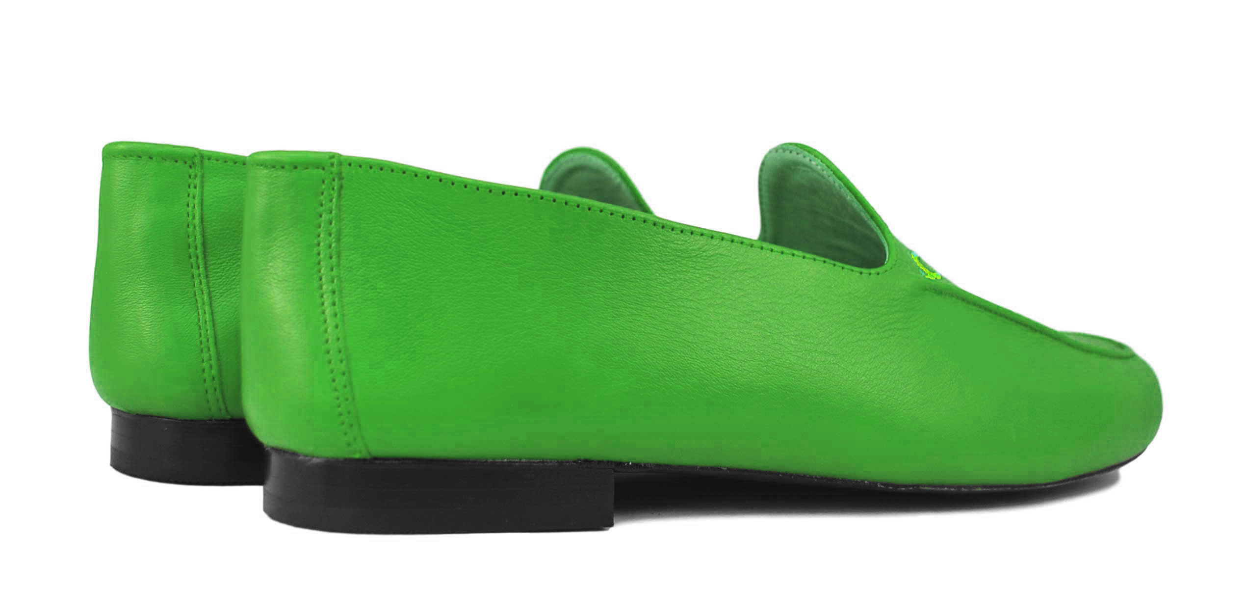 Foto 4 de Zapatos Julio Iglesias 528 JC Hierba Piel Napa