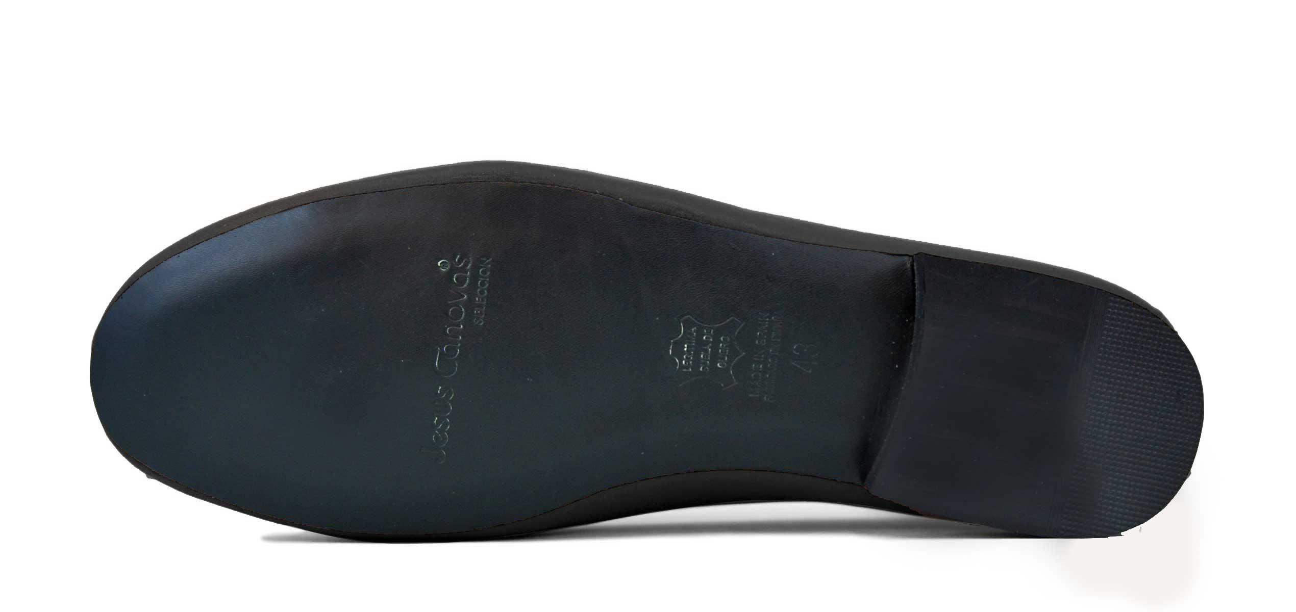 Foto 3 de Zapatos Julio Iglesias 528 JC Graphite Piel Napa