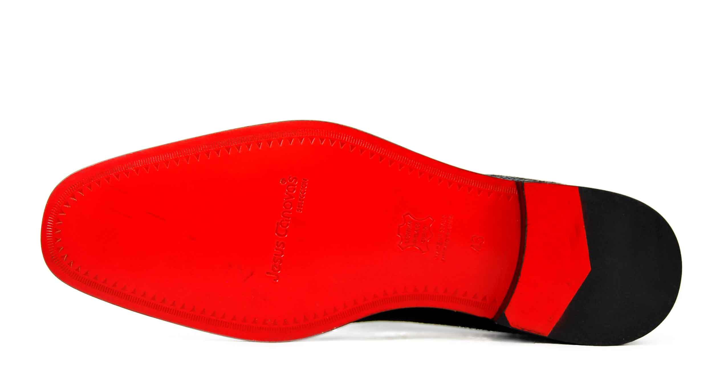 Foto 3 de Zapatos Lentejuelas Marino