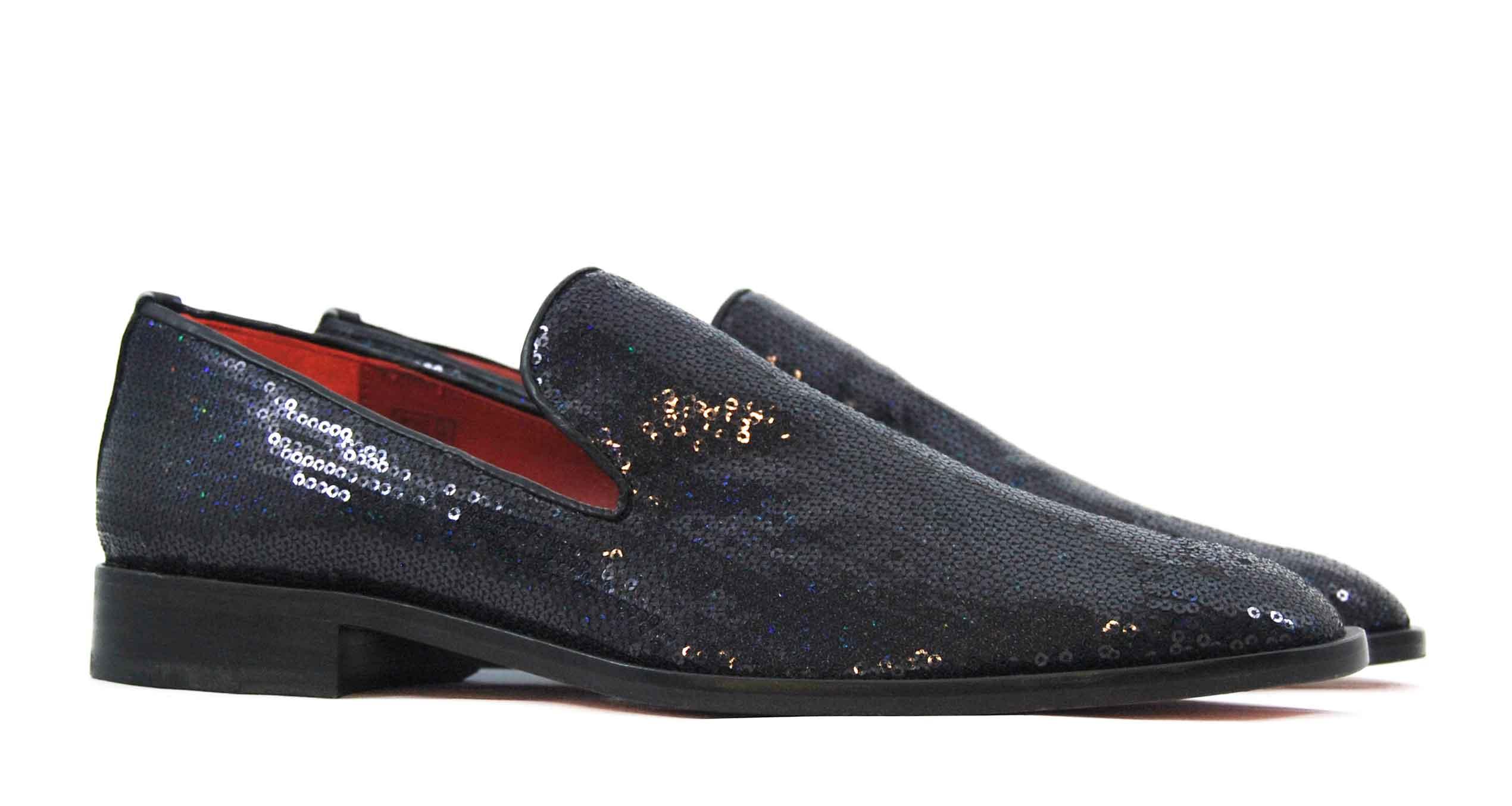 Foto 5 de Zapatos Lentejuelas Marino