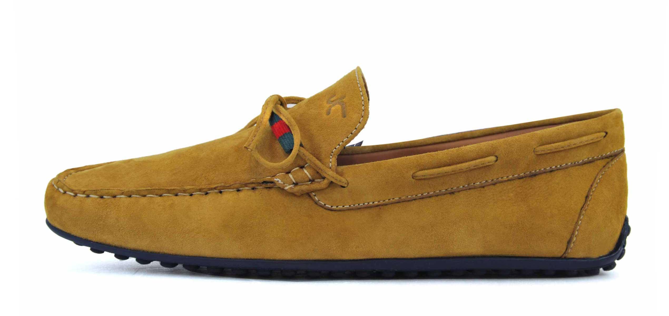 Foto 1 de Zapato Nautico Ante Camel