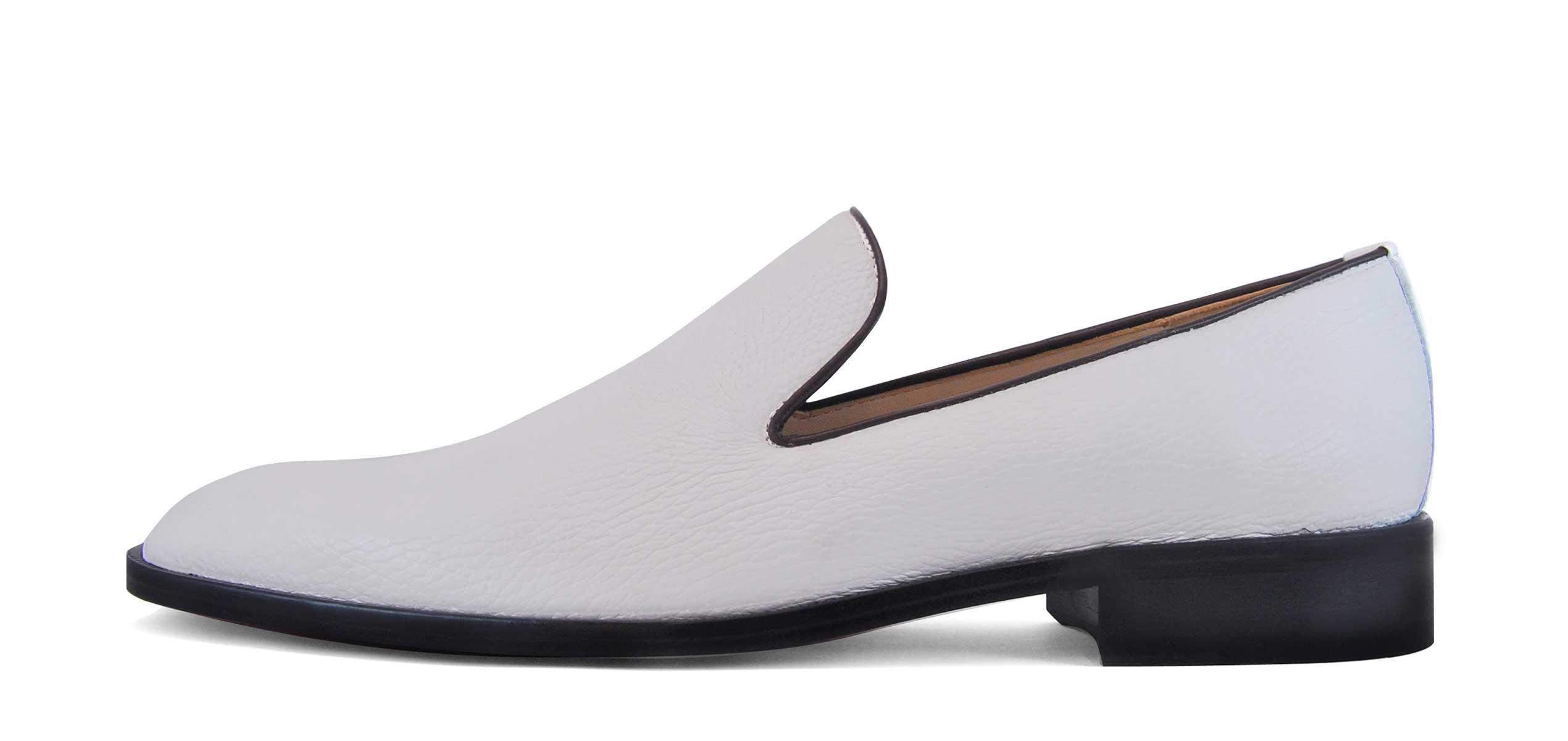 Foto 1 de Zapatos Napa Blanco