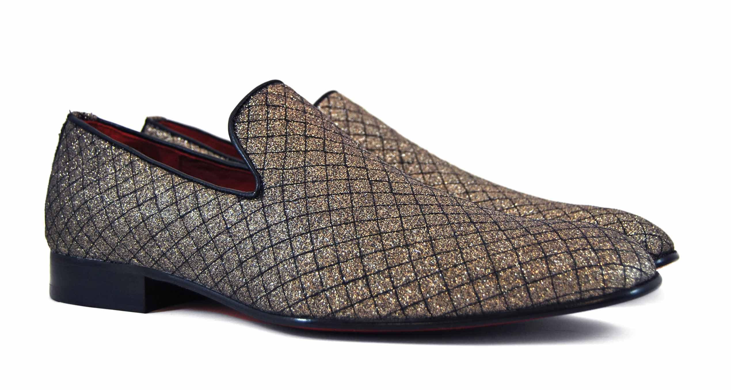 Foto 5 de Zapatos Rejilla Oro