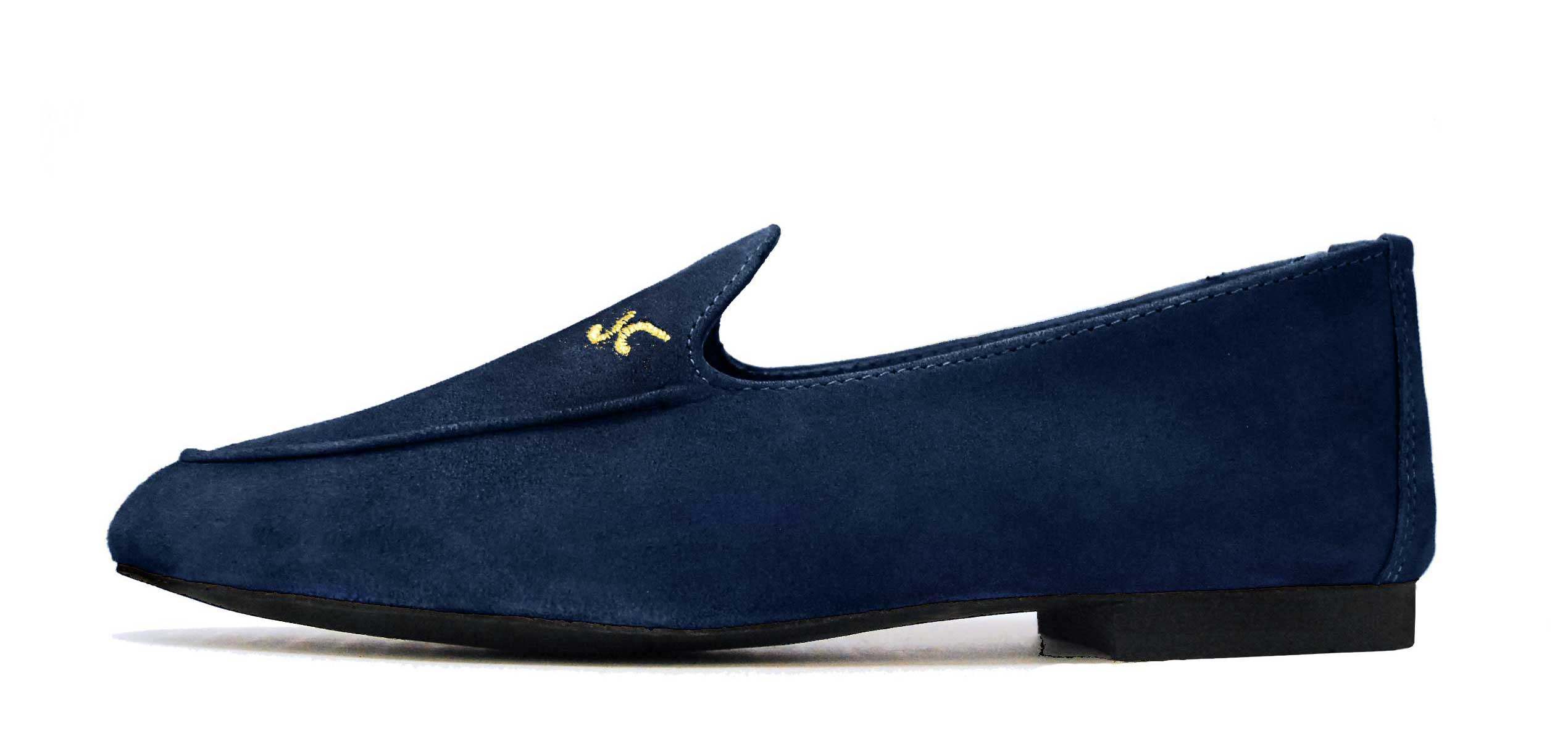 Foto 1 de Zapatos Julio Iglesias Mocasin Bluenight Ante