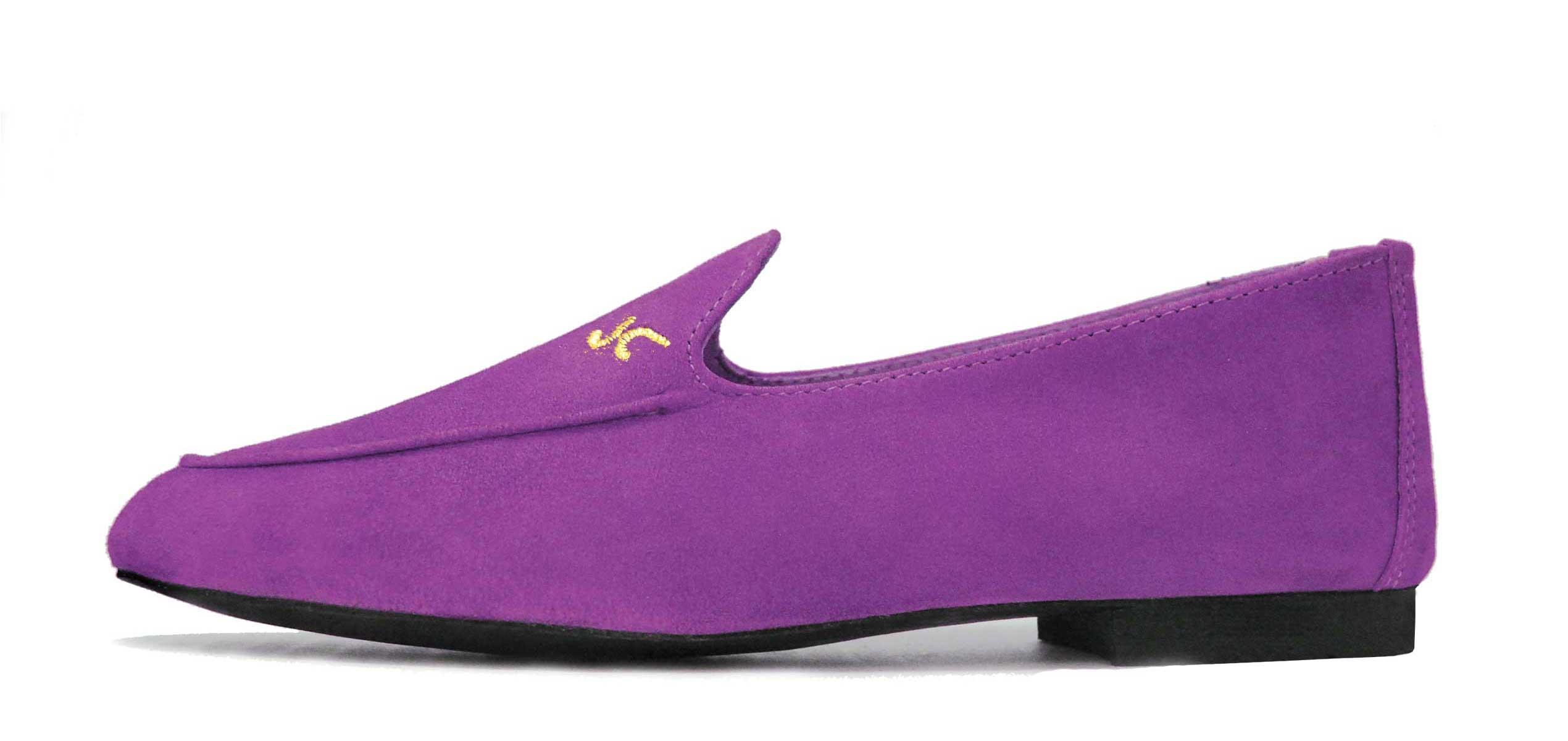 Foto 1 de Zapatos Julio Iglesias Mocasin Benedetto Ante