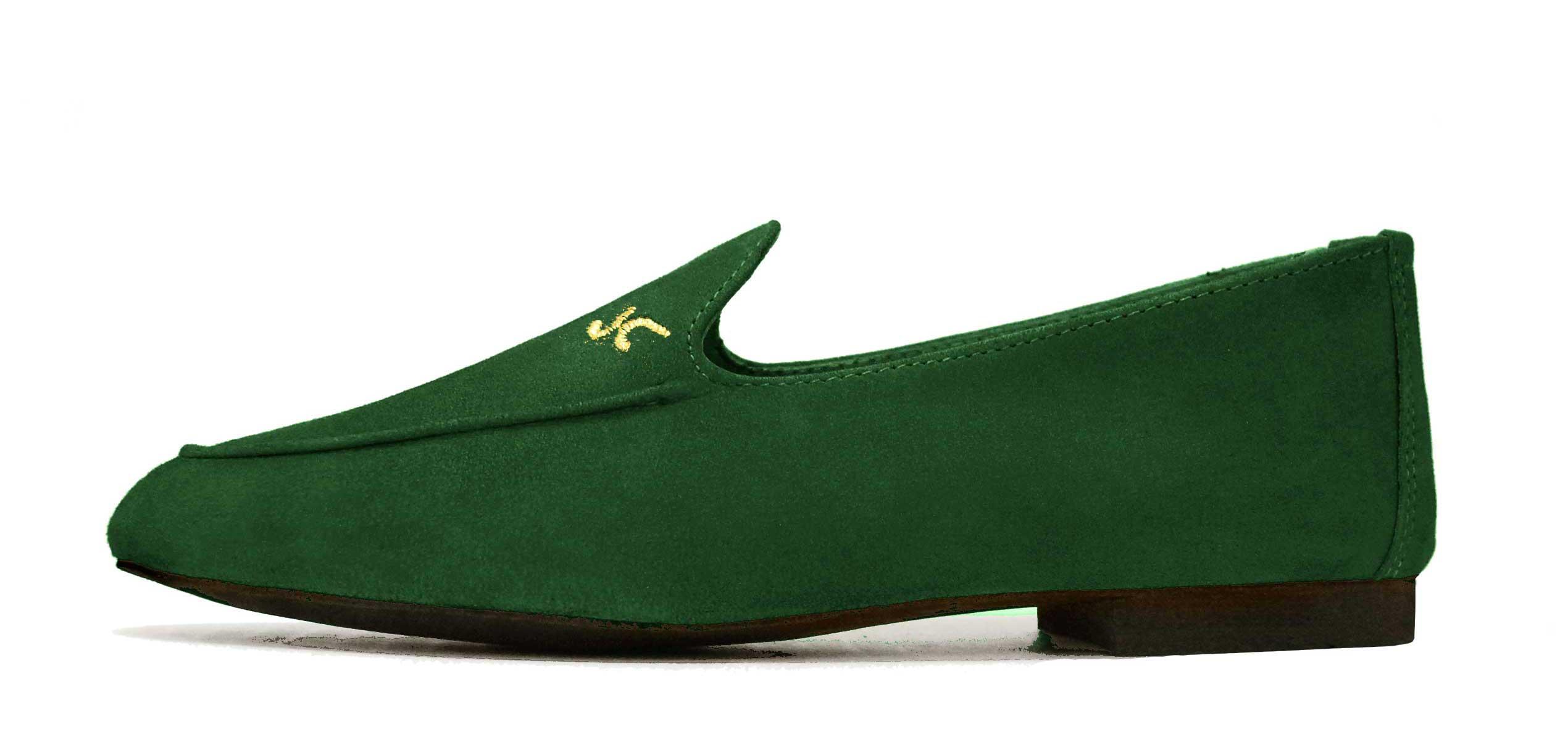 Foto 1 de Zapatos Julio Iglesias Mocasin Forest Ante