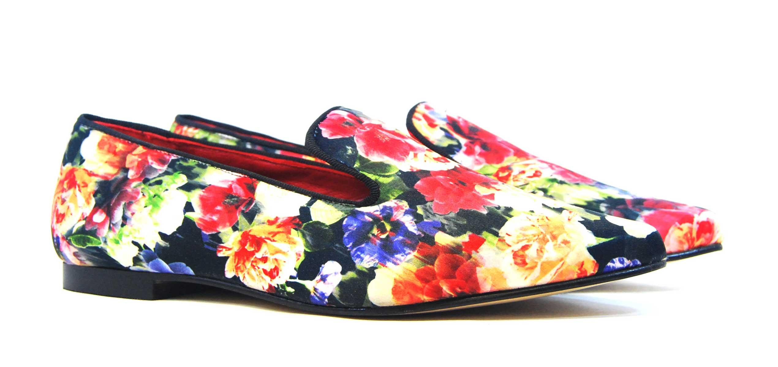 Foto 5 de Mocasín Estampado Floral