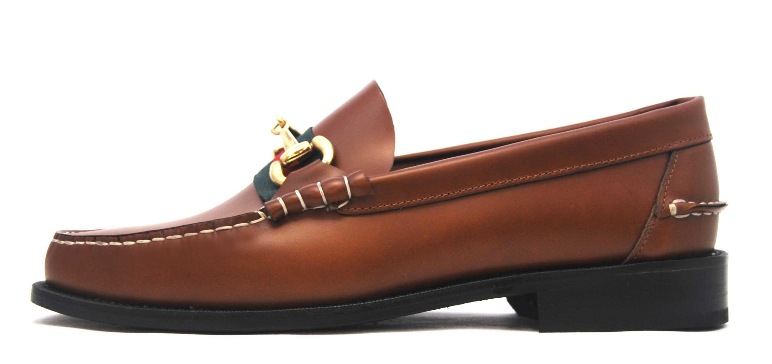 Foto 1 de Zapato Castellano 105 Gucci con Estribo