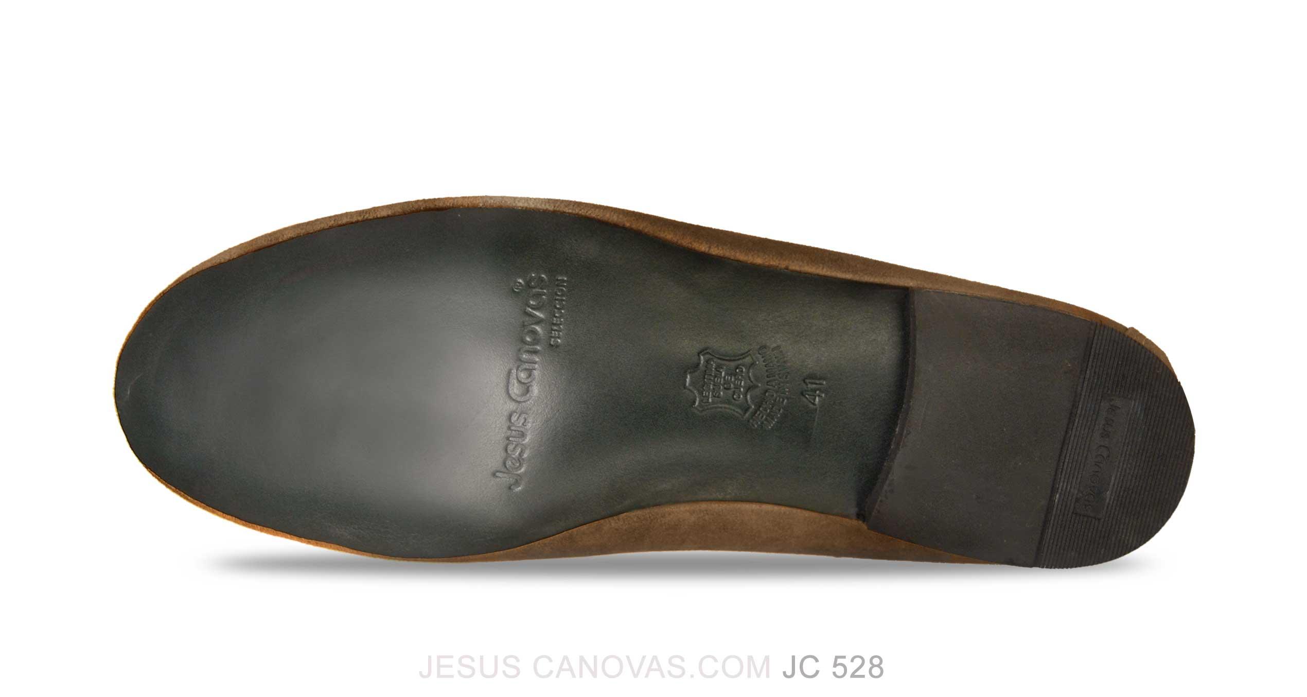 Foto 3 de Zapatos Julio Iglesias Mocasin Taupe Ante