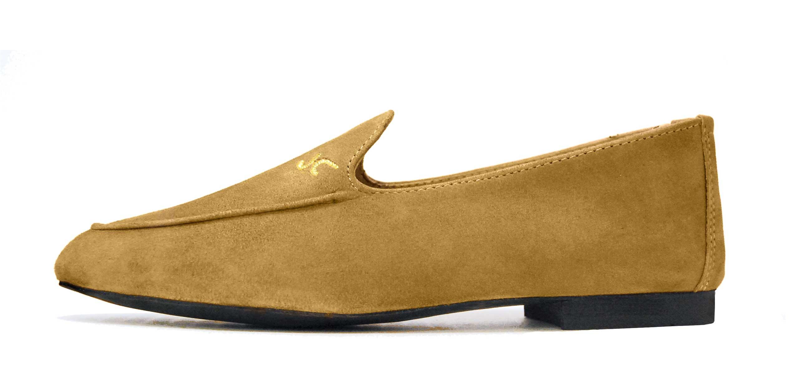 Foto 1 de Zapatos Julio Iglesias Mocasin Camel ante