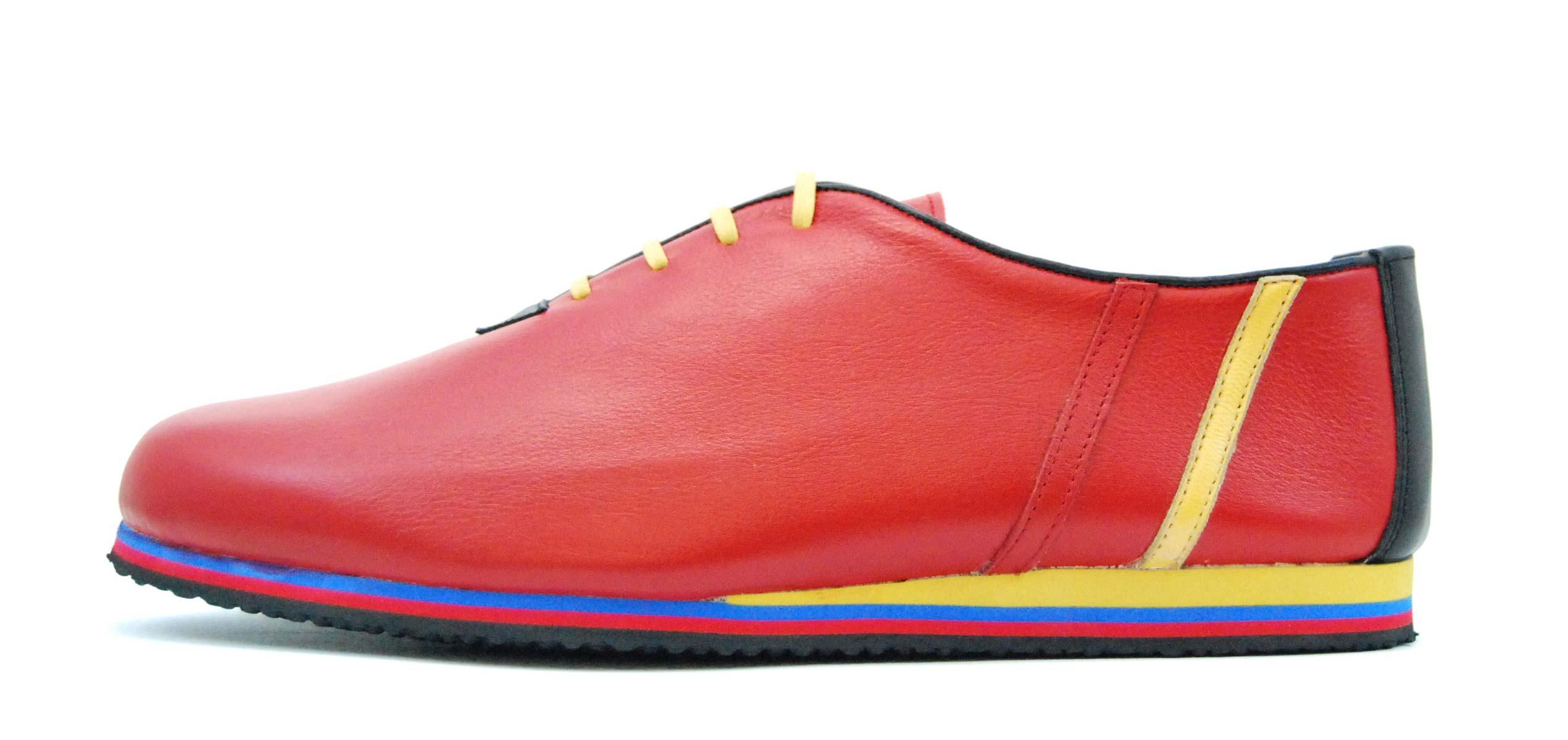 Foto 1 de Sneaker 529 Sport Napa Vacuno Rojo