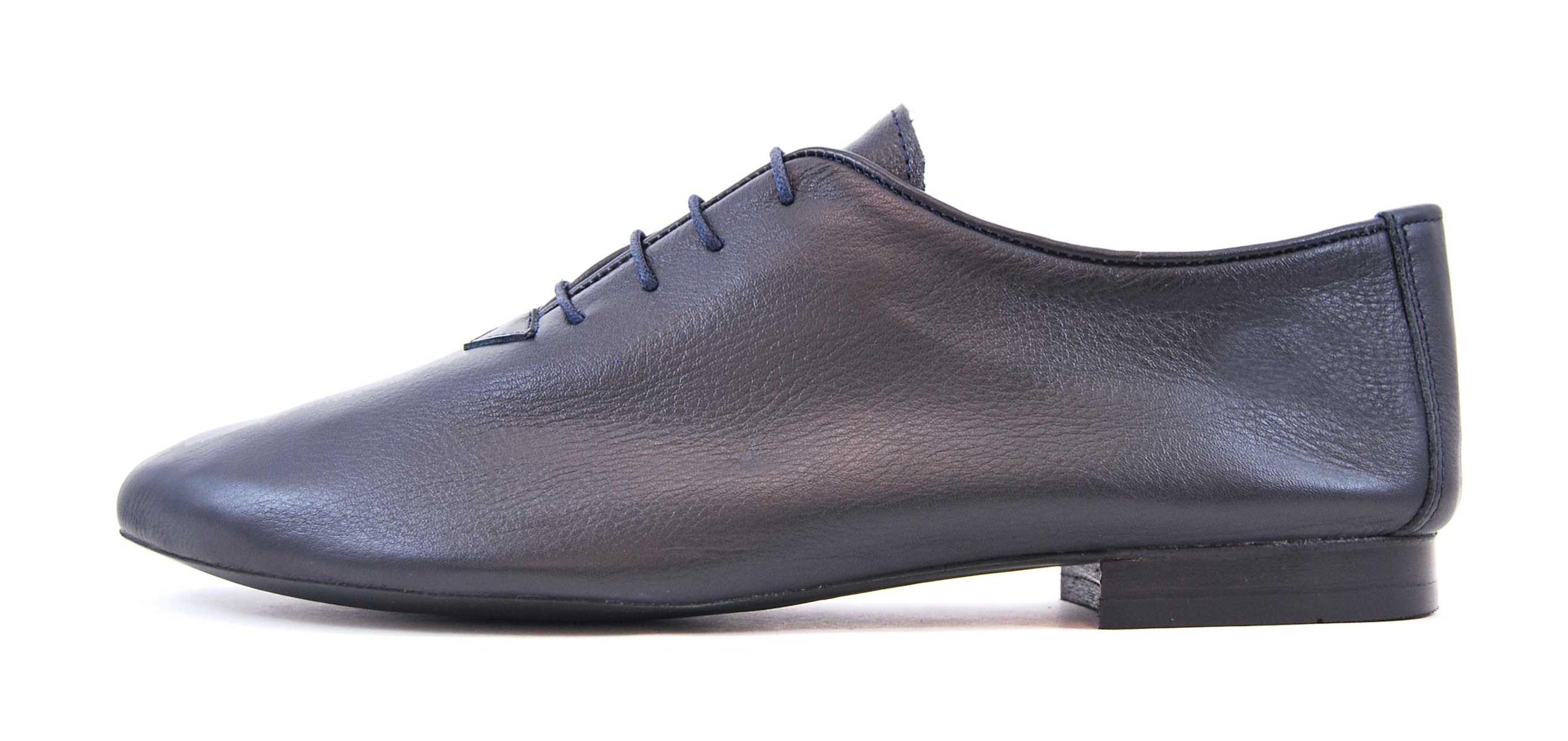 Foto 1 de Zapatos Julio Iglesias Cordon 529 JC Marino Napa