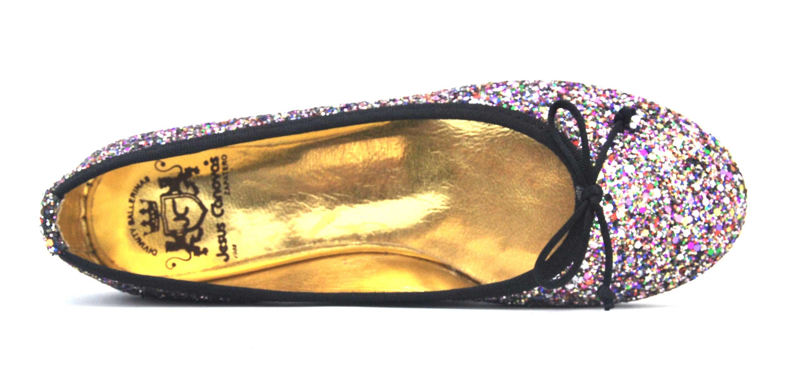Foto 2 de Bailarina Glitter