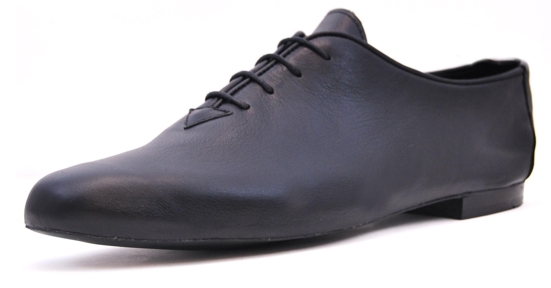 Foto 5 de Zapatos Julio Iglesias Cordon 529 JC Negro Napa