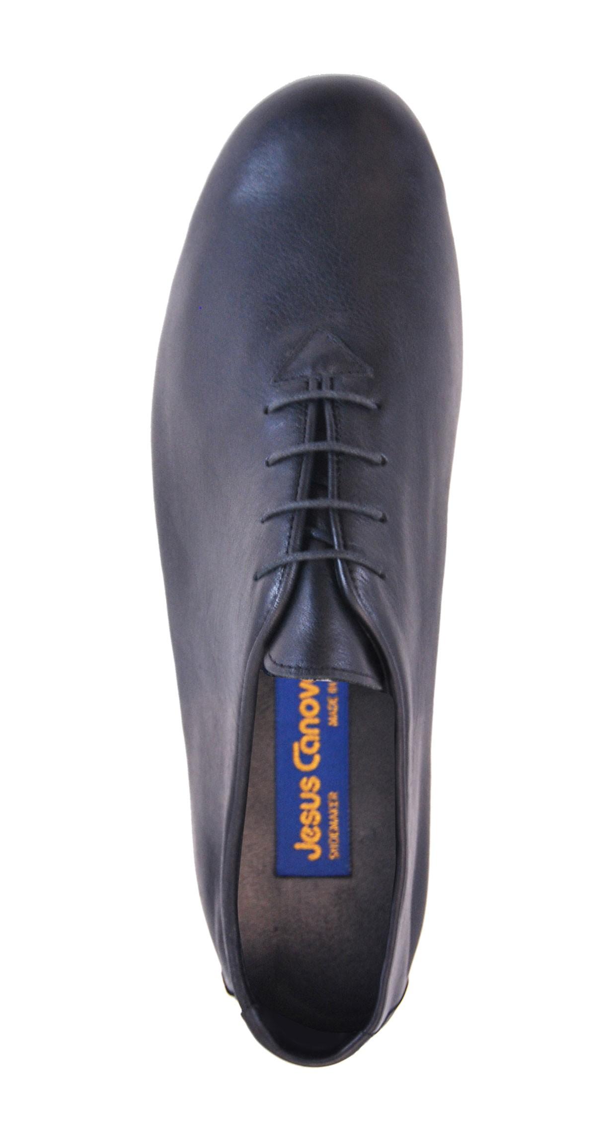 Foto 2 de Zapatos Julio Iglesias Cordon 529 JC Negro Napa