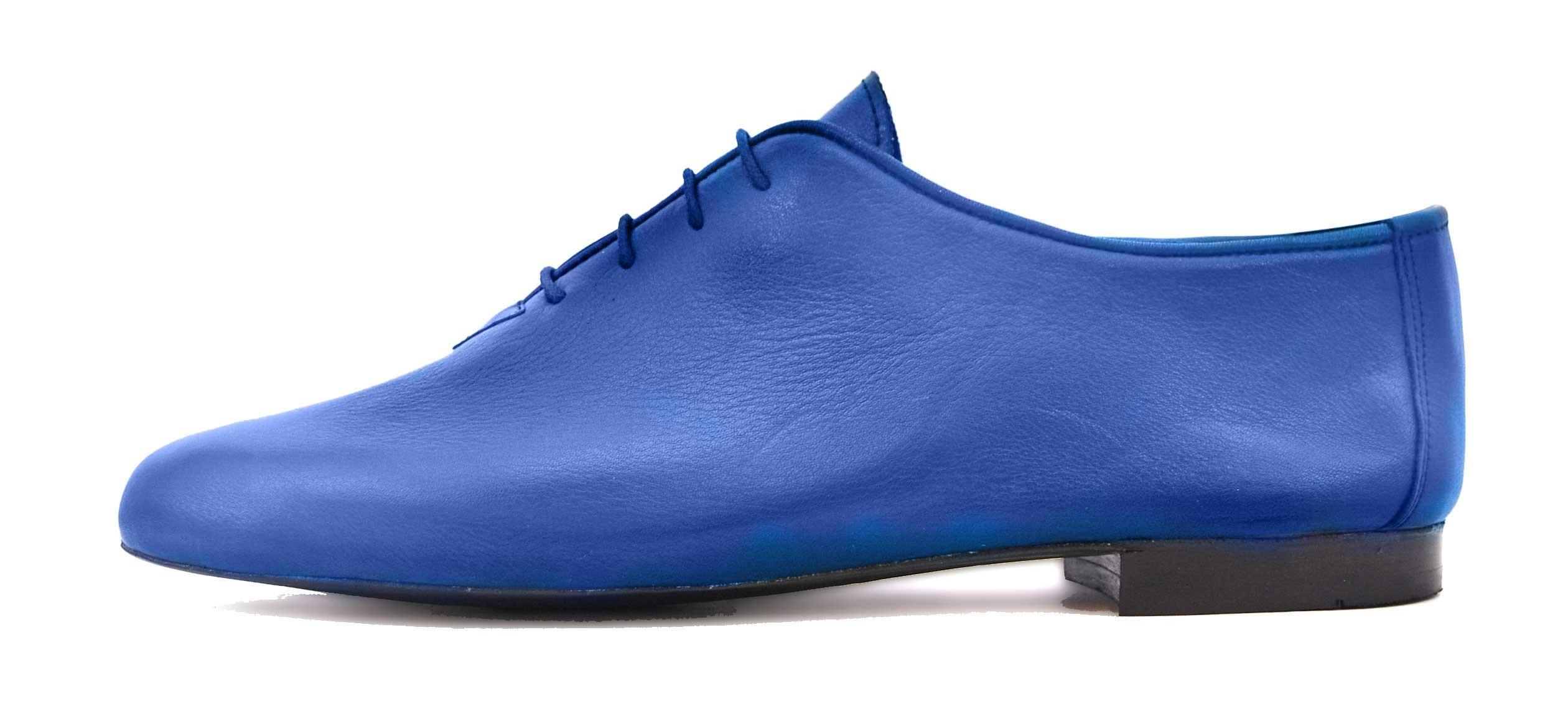 Foto 1 de Zapatos Napa Julio Iglesias Cordon Azulon