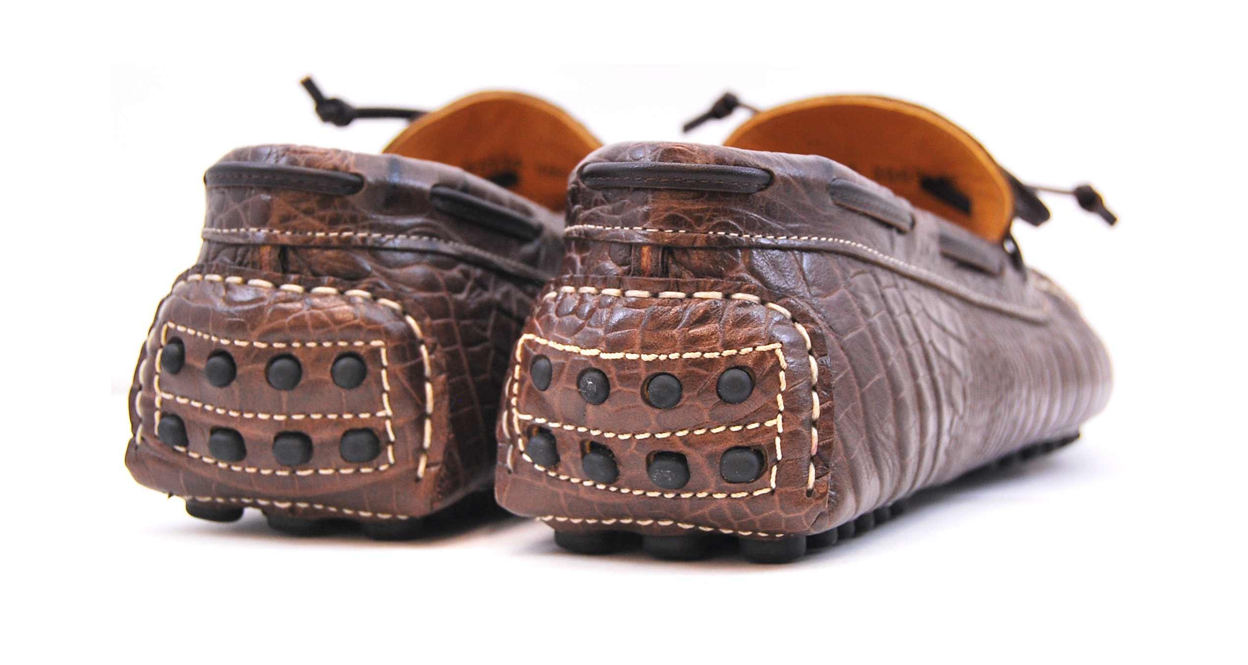 Foto 4 de 3059 Croco Leather Marron-Brown
