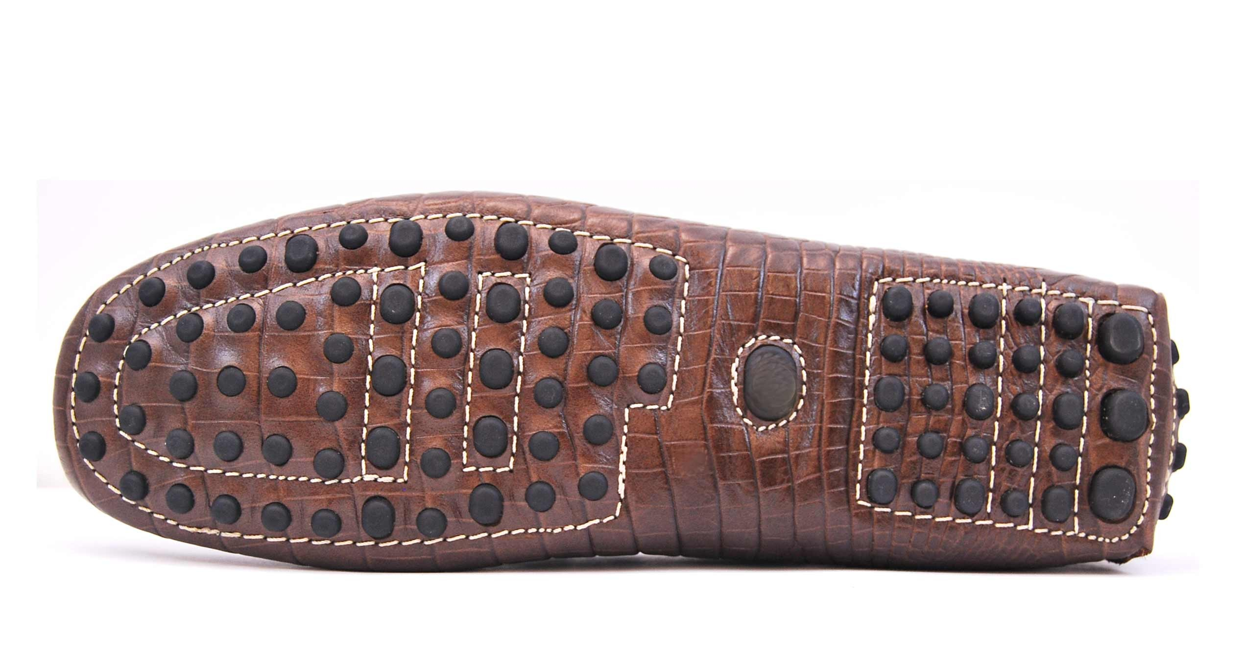 Foto 3 de 3059 Croco Leather Marron-Brown