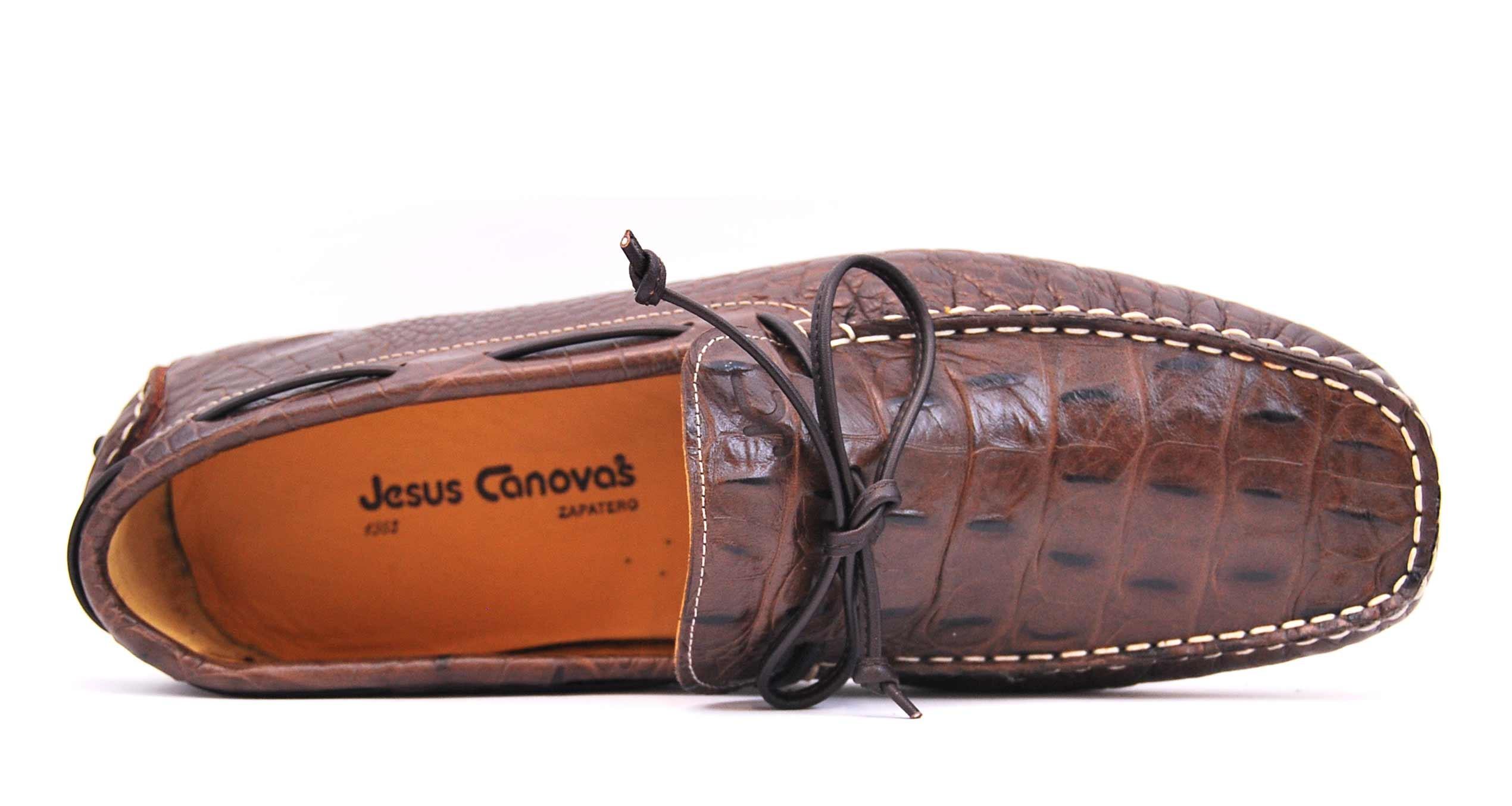 Foto 2 de 3059 Croco Leather Marron-Brown