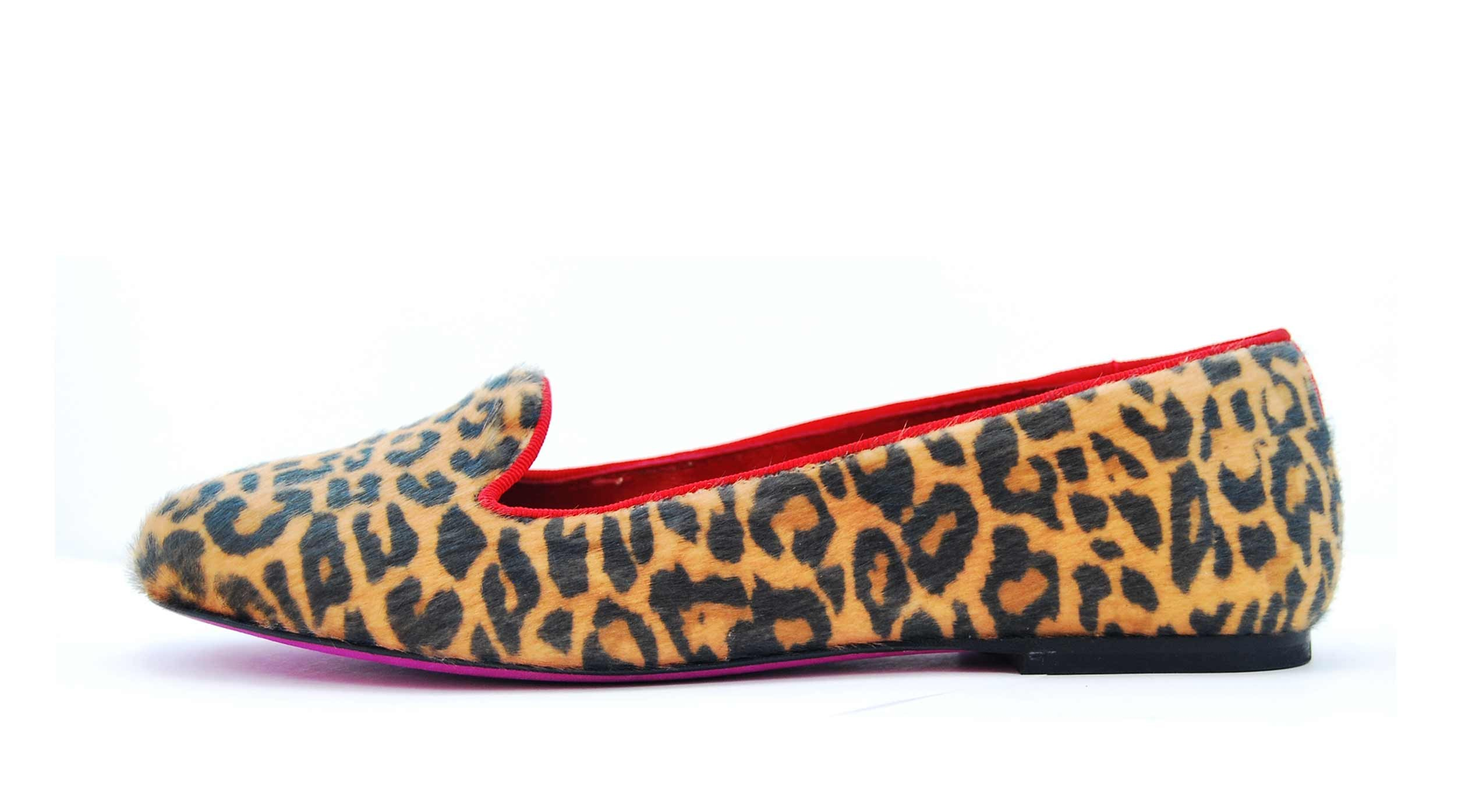 Foto 1 de Mocasin Leopardo