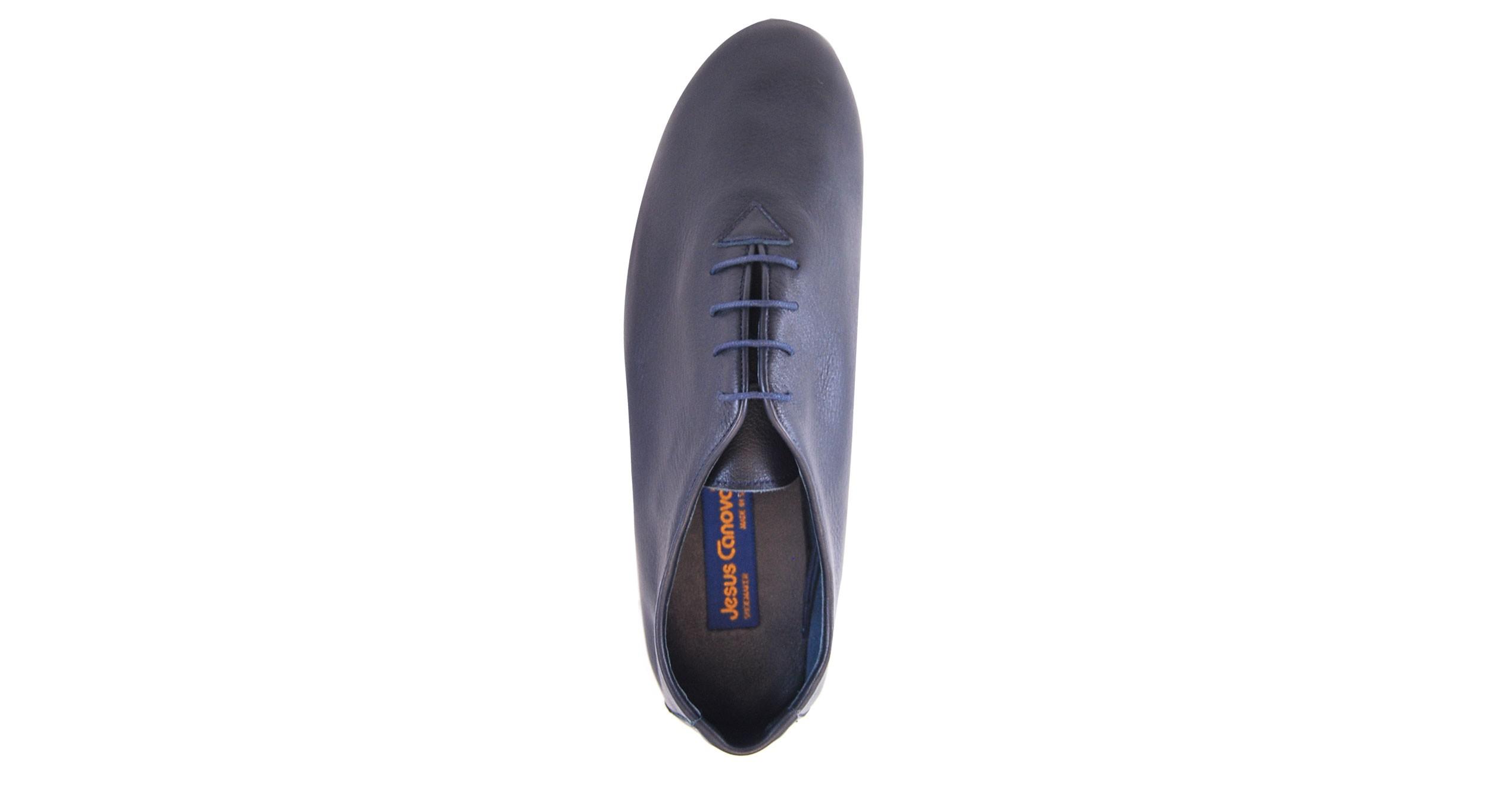 Foto 2 de Zapatos Julio Iglesias Cordon 529 JC Marino Napa