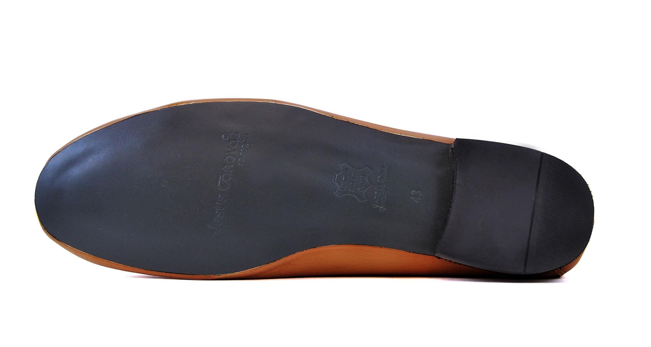 Foto 2 de Zapatos Julio Iglesias Cordon 529 JC Cuero Napa