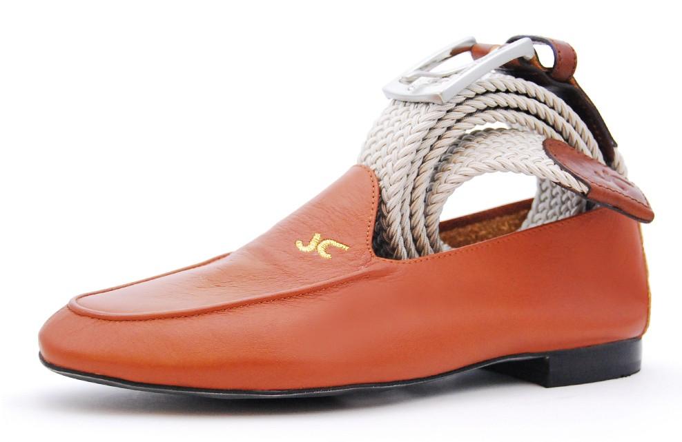 Foto 6 de Zapatos Julio Iglesias Mocasin 528 JC Cuero Napa