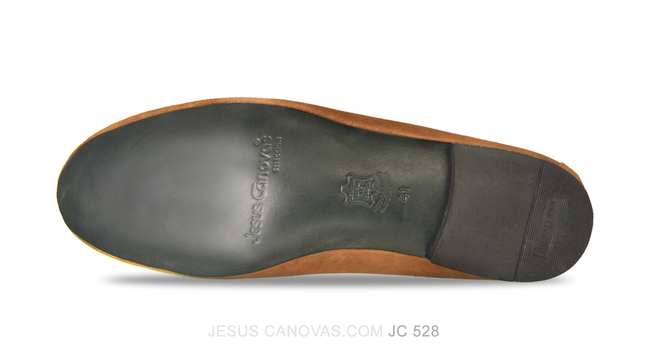 Foto 3 de Zapatos Julio Iglesias Mocasin Cuero ante
