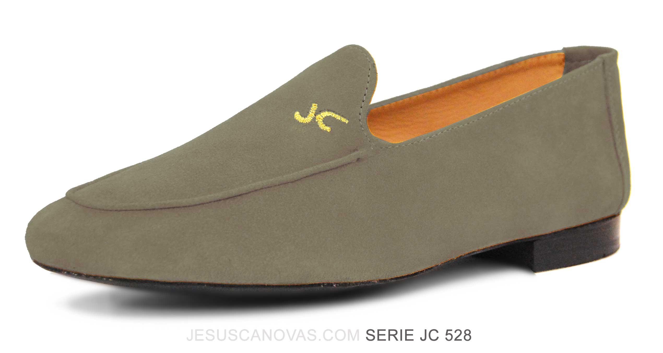 Foto 5 de Zapatos Julio Iglesias Mocasin Ceniza ante