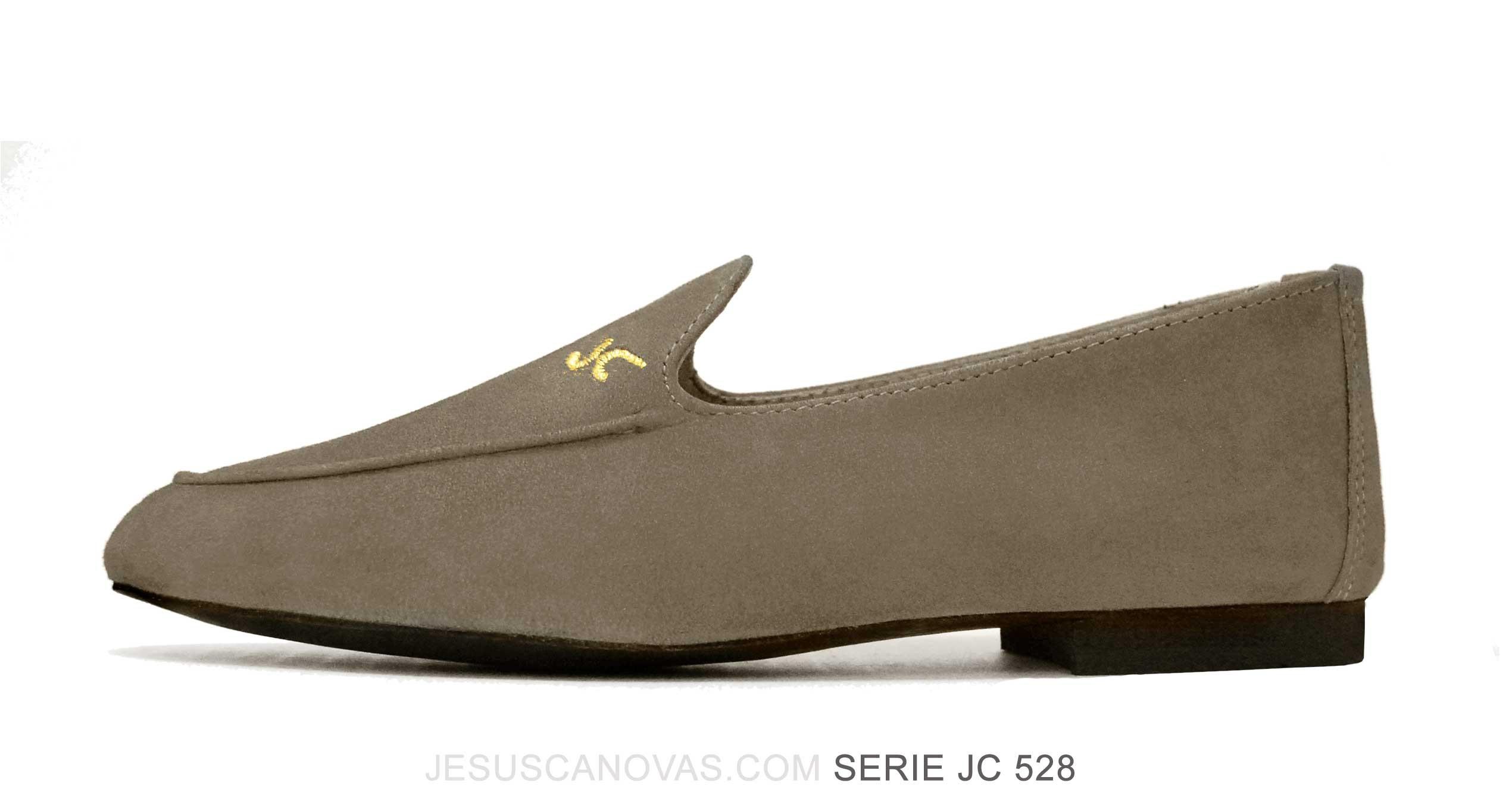 Foto 1 de Zapatos Julio Iglesias Mocasin Ceniza ante