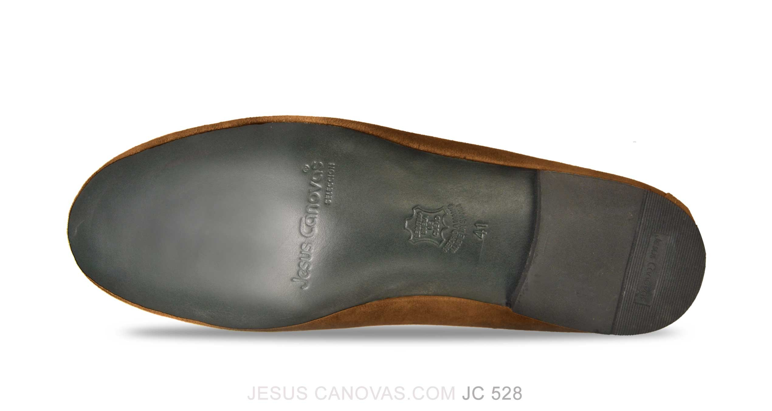 Foto 3 de Zapatos Julio Iglesias Mocasin Moka ante