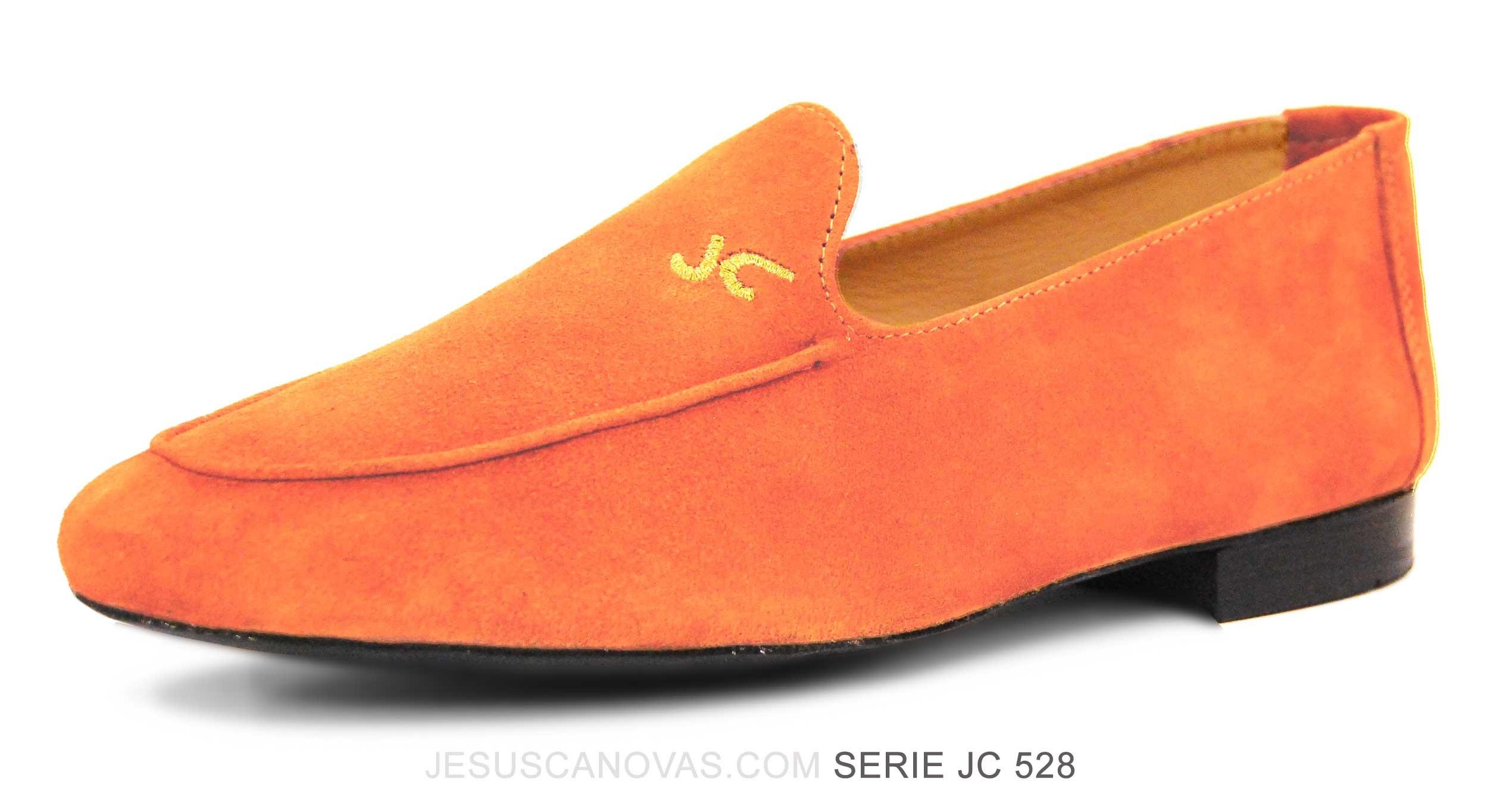 Foto 5 de Zapatos Julio Iglesias Mocasin Calabaza Ante