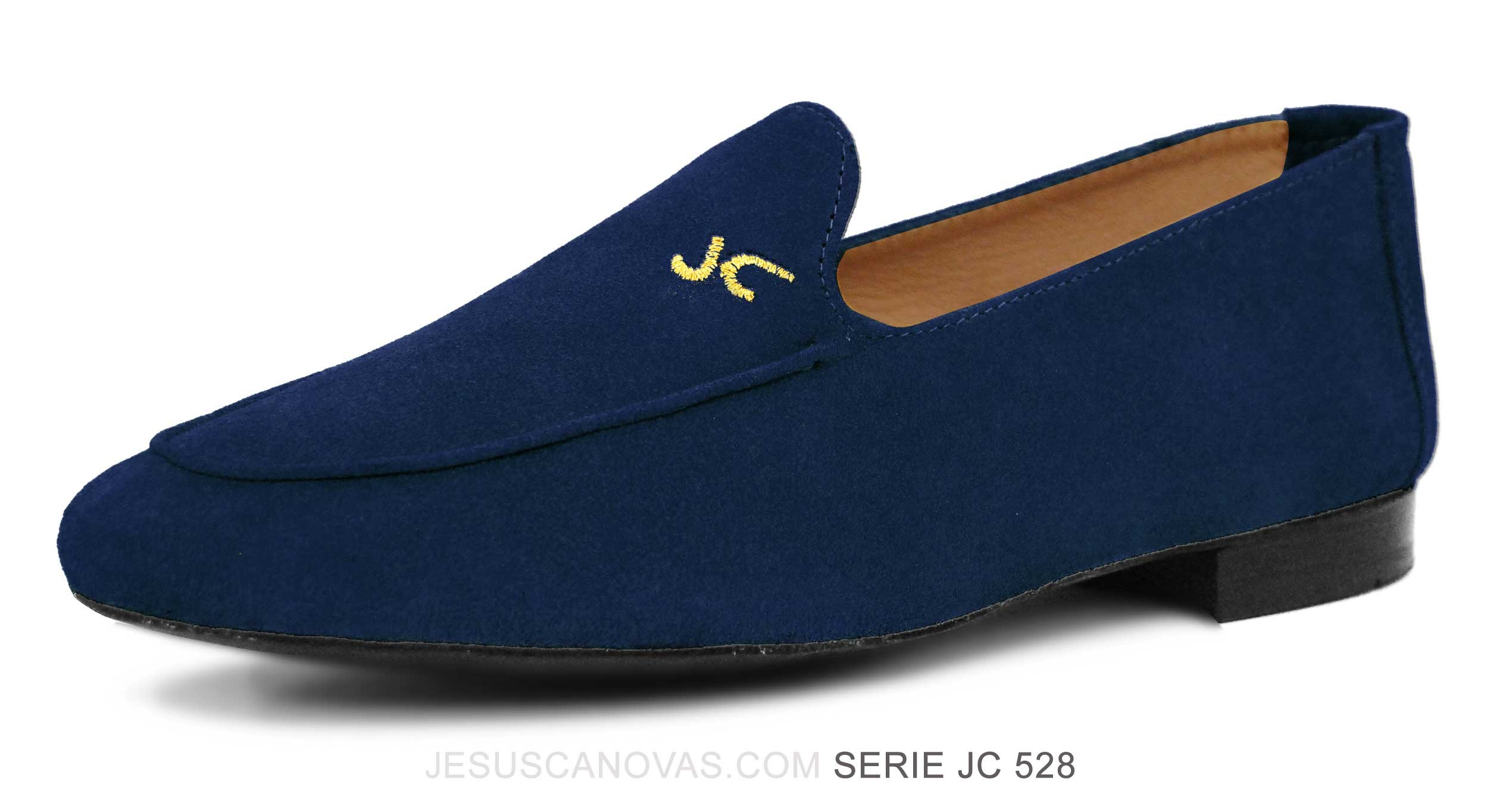 Foto 5 de Zapatos Julio Iglesias Mocasin Bluenight Ante