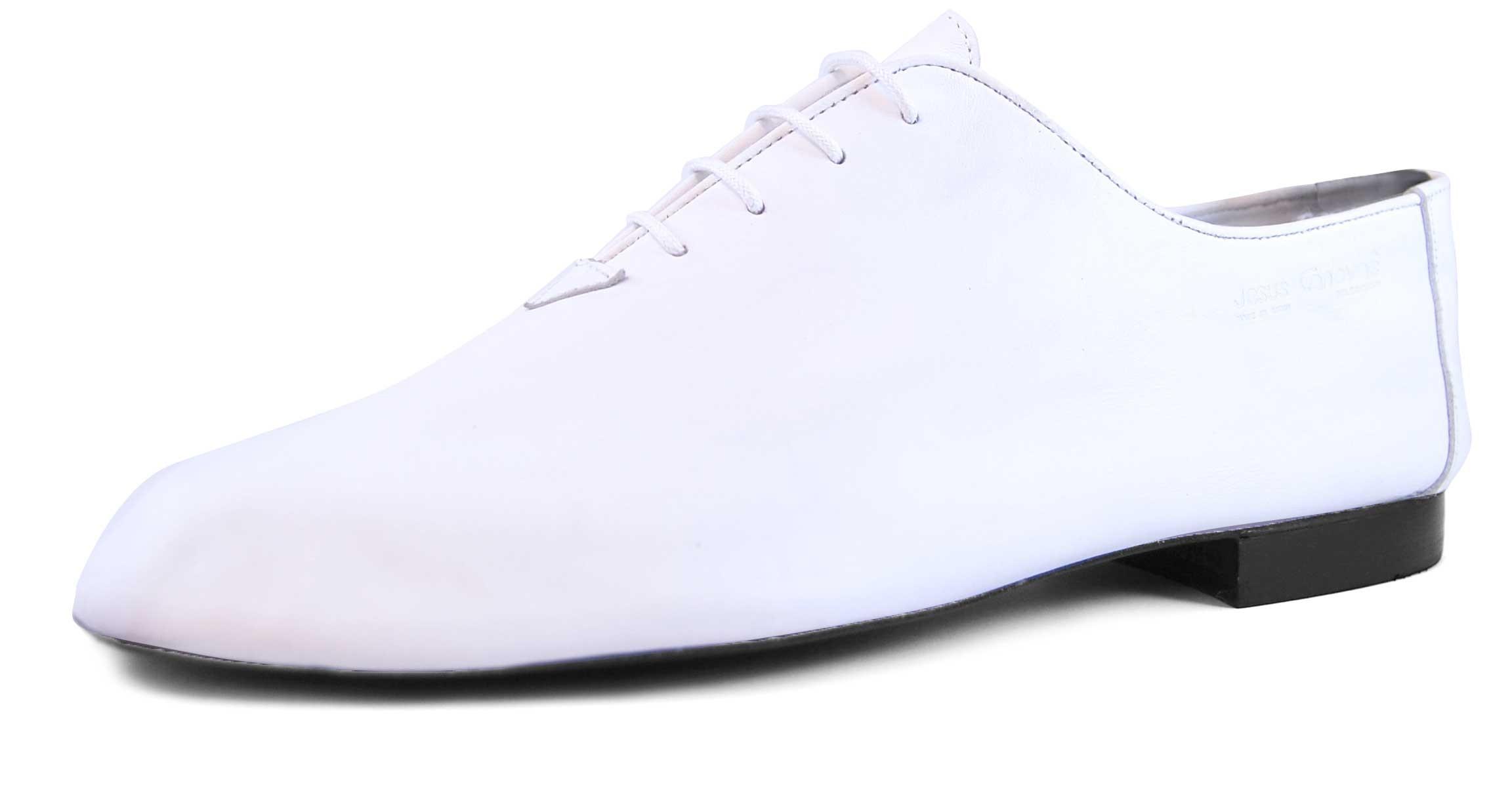 Foto 5 de Zapatos Julio Iglesias Cordon 529 Blanco Napa