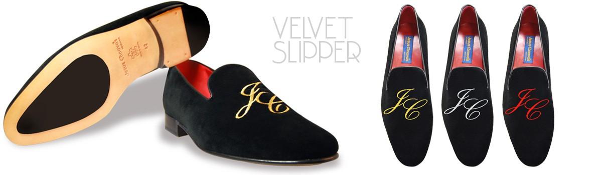 Velvet Slipper